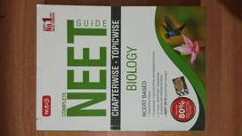 Unused MTG NEET chapterwise guide.