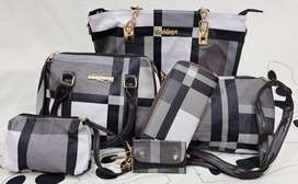 5pcs Ladies Bags (Imported)