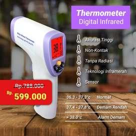 Barang Wajib - Original Berkualitas Thermogun Thermo gun infrared