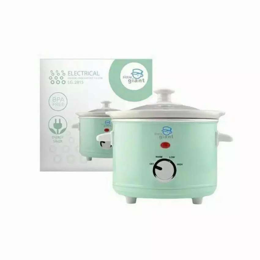 Slow cooker little Giant murah