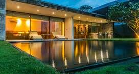 DEKAT PANTAI!! Villa Mewah stye Modern VIEW LAUT di Balangan, Jimbaran