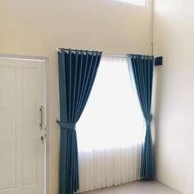 Tirai Curtain Hordeng Blinds Gordyn Gorden Korden Wallpaper 21.32hh2