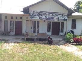 Disewakan rumah bagian ujung kiri