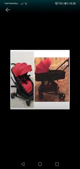 Jual stroller baby elle