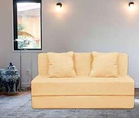 Sofa cum bed for gifftine perpose