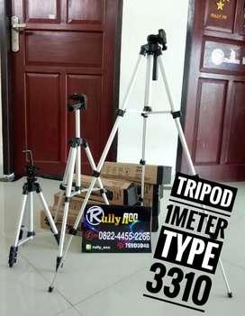 Tripod Camera DSLR Hp Panjang 1 meter