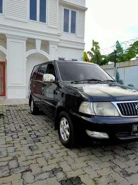 Kijang Lgx kapsul diesel 2004,hitam garang,mdn asli,1 tgn