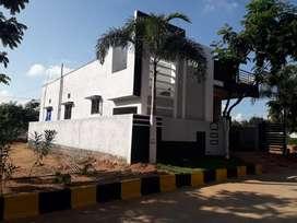 167syds 1350sft east face house available @kundanpally cl:910099,6667
