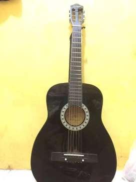 Dijual gitar Mahagoni-MG010 BK ori jual cepat... bisa nego