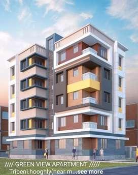 Lowest price flat Tribeni1bhk. 2bhk. 3bhk start 10lac onwards
