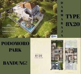 Jual Rumah mewah dan elegan di PODOMORO PARK BANDUNG