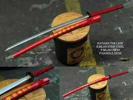 Katana samurai pedang dan lain2
