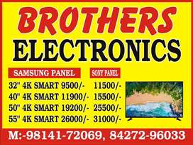 """40""""smart android led tv all size available delivery free all punjab"""