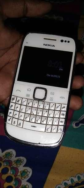 Only phone h Nokia E6
