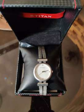 Titan wrist watch... Used very rarely...