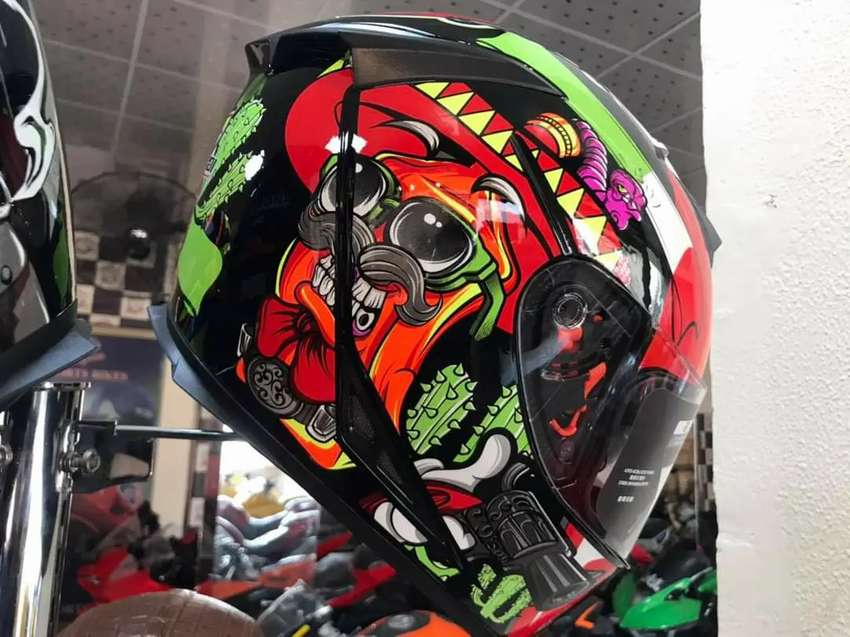 New Jeikai Imported Helmets Dot Approved 2020 for Sports Bikes 0