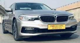 BMW 5 Series 530i Sport Line, 2018, Petrol