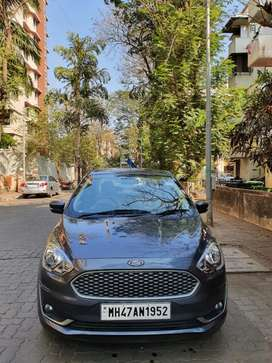 Ford Aspire 2019 Diesel Well Maintained