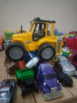 Toys of all kinds