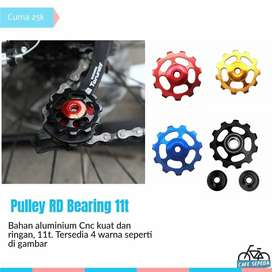 Pulley RD bearing 11t
