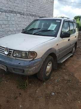 Tata Safari 4x2 EX TCIC, 2002, Diesel