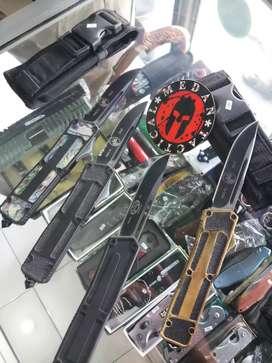 Pisau Lipat Auto Depan (Medan Tactical Store)