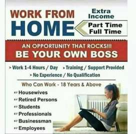Free time online part time job