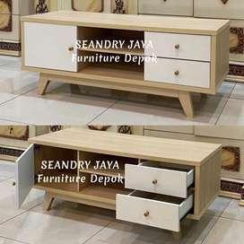 SEANDRY JAYA Furniture Depok/meja ttg/rak tv minimalis/promo murah cod