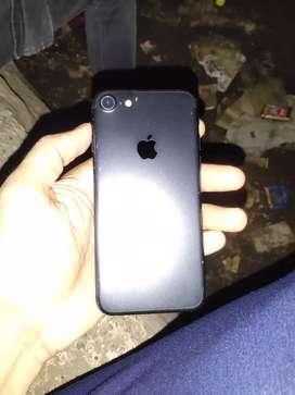 Iphone 7 black matte