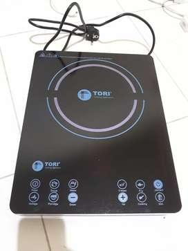 [Baru] Kompor listrik Induksi Tori