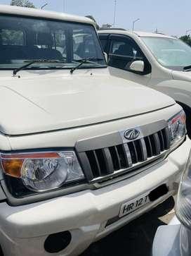 Mahindra Bolero SLX BS IV, 2012