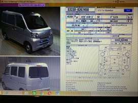 Daihatsu hijet new 2015 model unregistered 3.5 grade