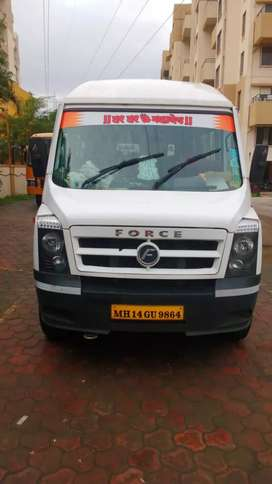 17Seater Tempo Traveller with superb condition