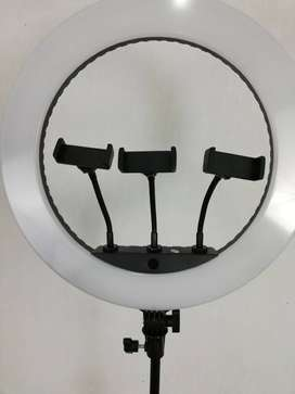 Biggest Ring Light For Parlour 54cm With 7ft Light Stand Free Delivery