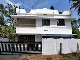 thrissur mundoor 8 cent 3 bhk furnished villa