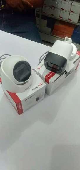 Cctv Paket 4 Kamera Hikvision 2 MP Turbo HD + Pemasangan