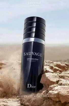 Dior sauvage parfum refill 50 ml
