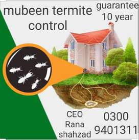 Mobeen Termite Control and Pesticides.