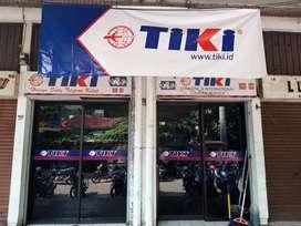Take over agen Tiki di Sunter