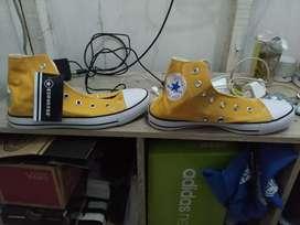 Sepatu convers all Stars size 38