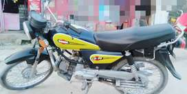United 100cc islamabad nambr new condition