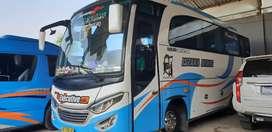 mitsubishi FE84G BC bus medium Adiputro 2014