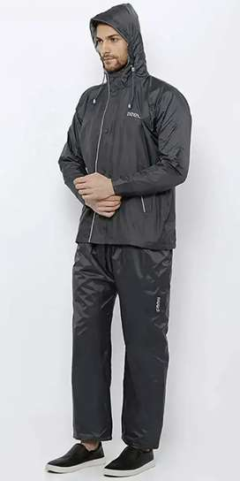 Zeel Rain Suit XL Grey VF 101