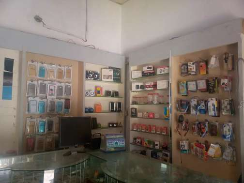 Mobile shop for sale conter and moblie Accssry for sale