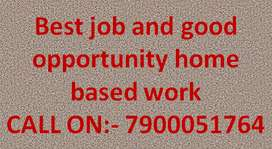 This is Offline & Online Home Based Typing Jobs