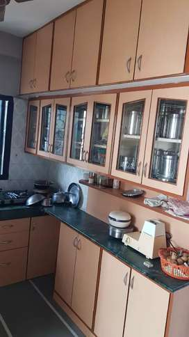 1Bhk Flat Penthouse Urgent available for Sale in Gotri area