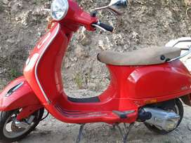 The scootey is VXL