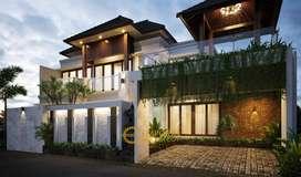 JASA ARSITEK Desain Rumah Mewah Bogor - Emporio Architect
