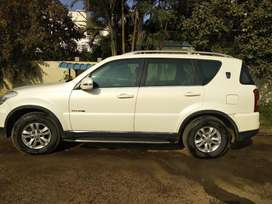 Rexton Off roading car(second top model)