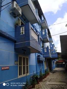 Aluva thottakkattukara kadungalloor 3 bhk flat for rent
